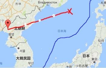 北朝鮮ミサイル落下地点.jpg